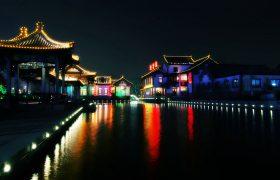 济南城市夜景规划设计