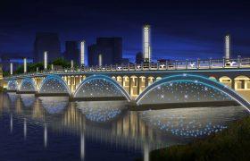 南湖大桥照明设计